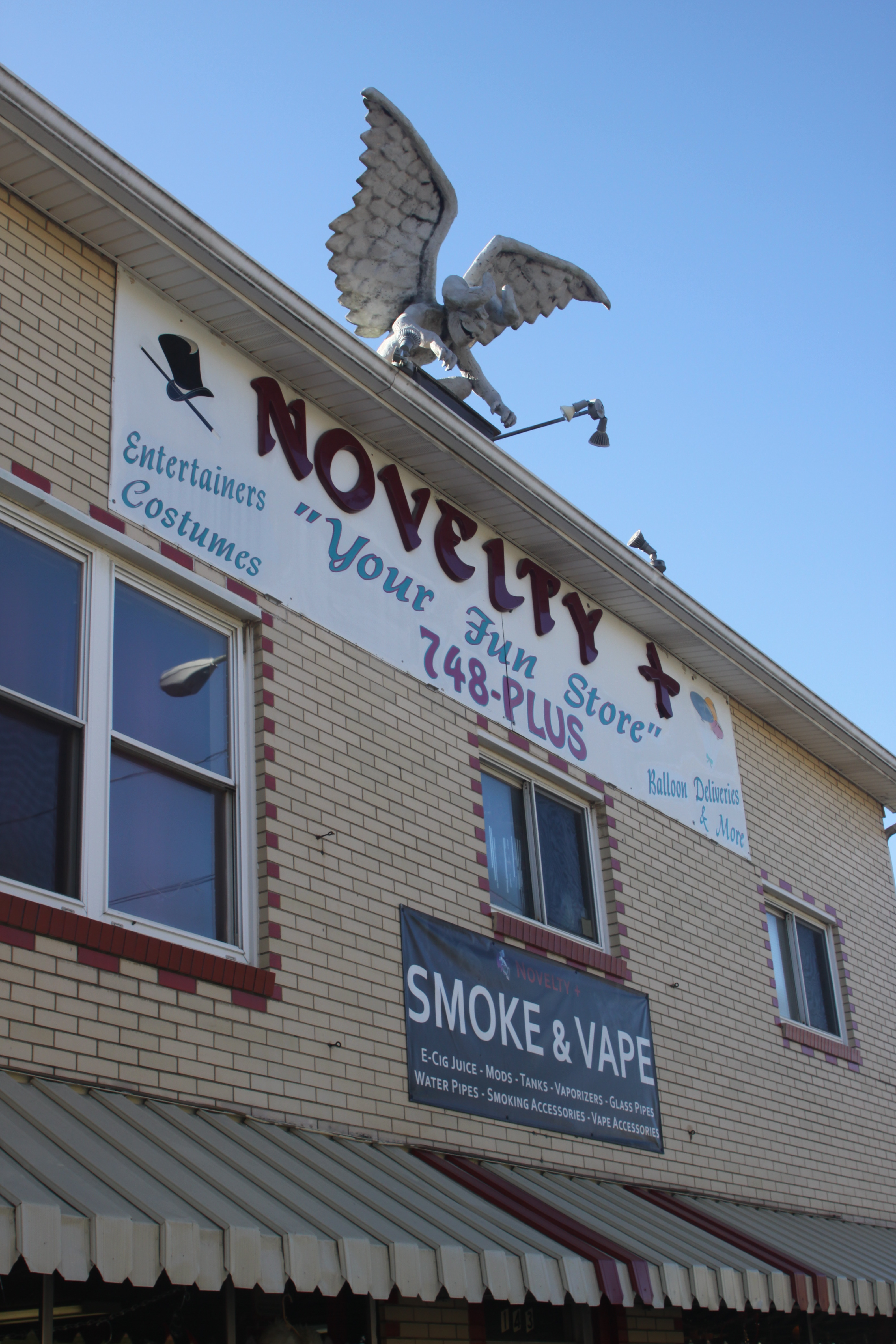 Novelty Store Weirton Wv